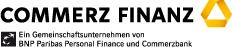 Bei einer Finanzierung arbeiten wir eng mit der Commerz Finanz zusammen.