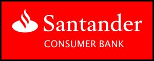 Bei einer Finanzierung arbeiten wir eng mit der Santander Consumer Bank zusammen.