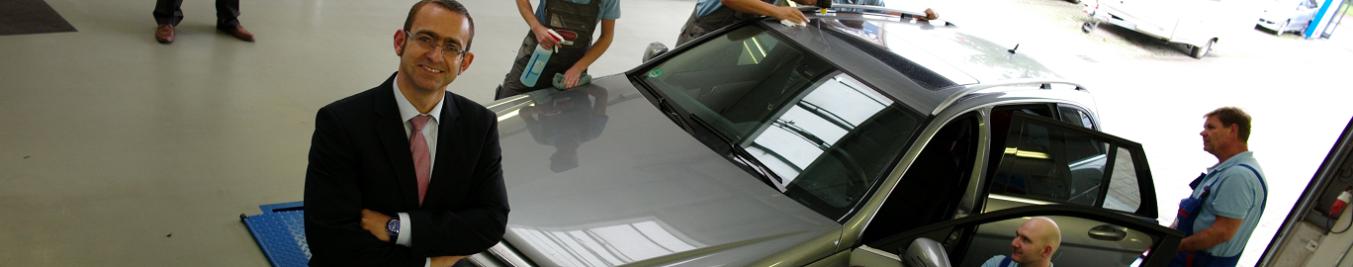 Damit Sie ihr Fahrzeug mehr genießen können, kümmern wir uns komplett um ihr Wohnmobil
